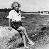 Albert Einstein üzenete