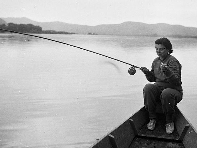 Horgászszerelem