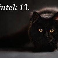 Péntek, 13