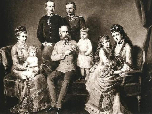 Ferenc Jóska és a családi átok