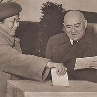 """A kommunista """"First Lady"""""""