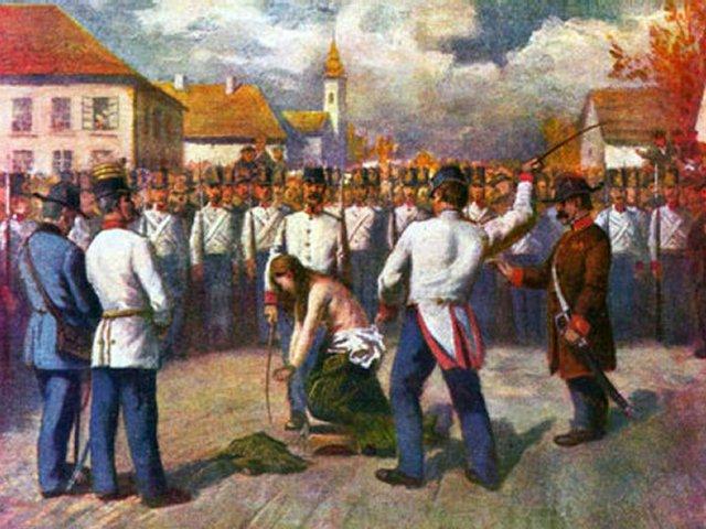 A ruszkabányai vesszőzés