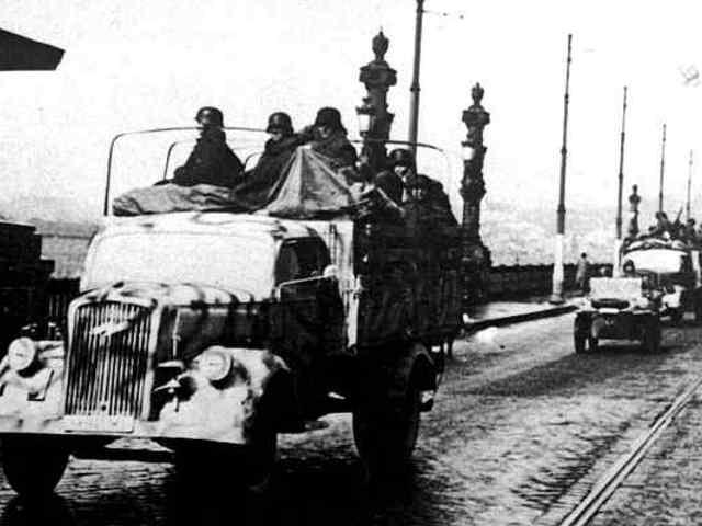 Magyarország megszállása
