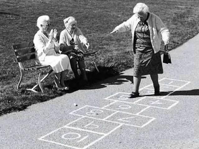 Az öregedés előnyei