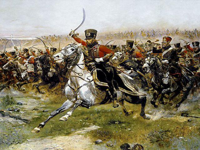 Magyar huszárból francia hussard