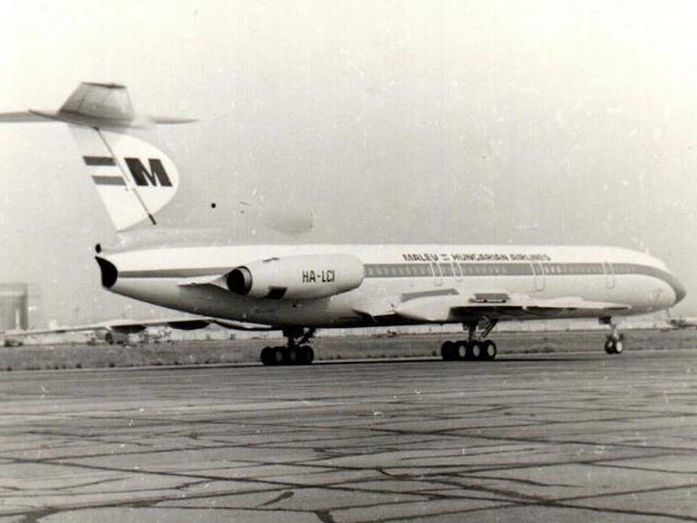 A Malév 240-es járat tragédiája