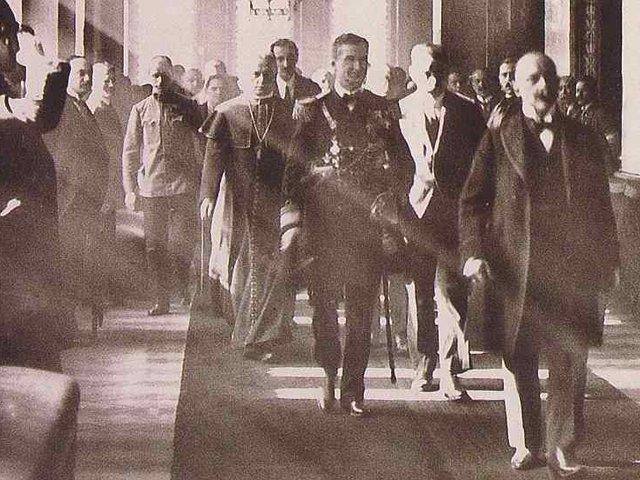 Horthy Miklós kormányzóvá választása