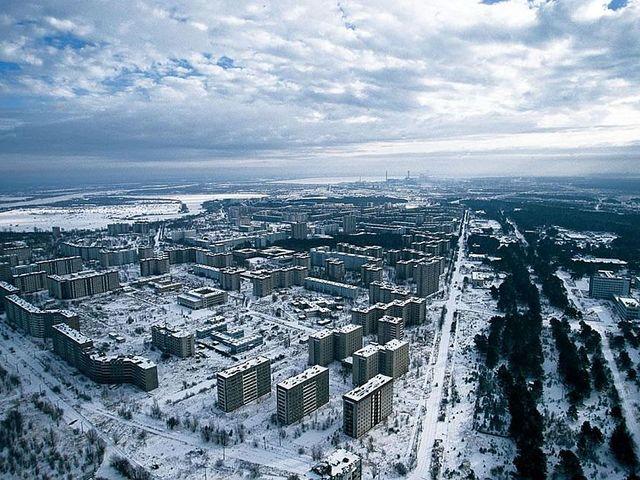 """A csernobili atomkatasztrófa, avagy az """"Esemény"""""""