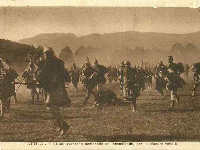 Kelet harca a Nyugat ellen – a catalaunumi csata