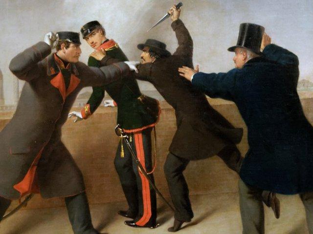 Merénylet Ferenc József ellen