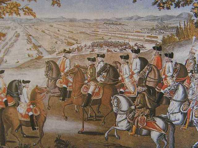 """Az utolsó osztrák-török háború """"nagy csatája"""""""