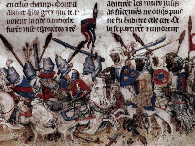 Keresztes hadjárat önvédelemből