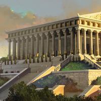 Az epheszoszi Artemisz templom felgyújtása