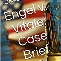 _VERIFIED_ Engel V. Vitale: Case Brief (Court Case Briefs). maintain modern Project short expand detectar