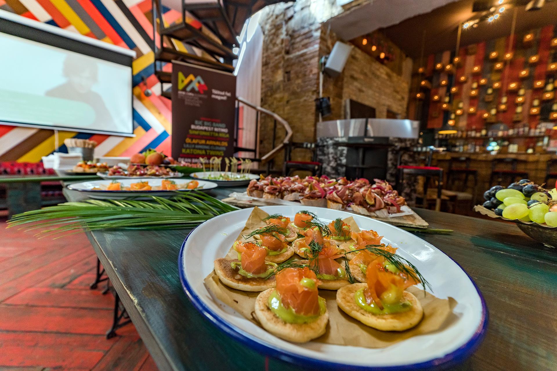 Íz/élmény – Gasztrokalandok a CAFe Budapesten