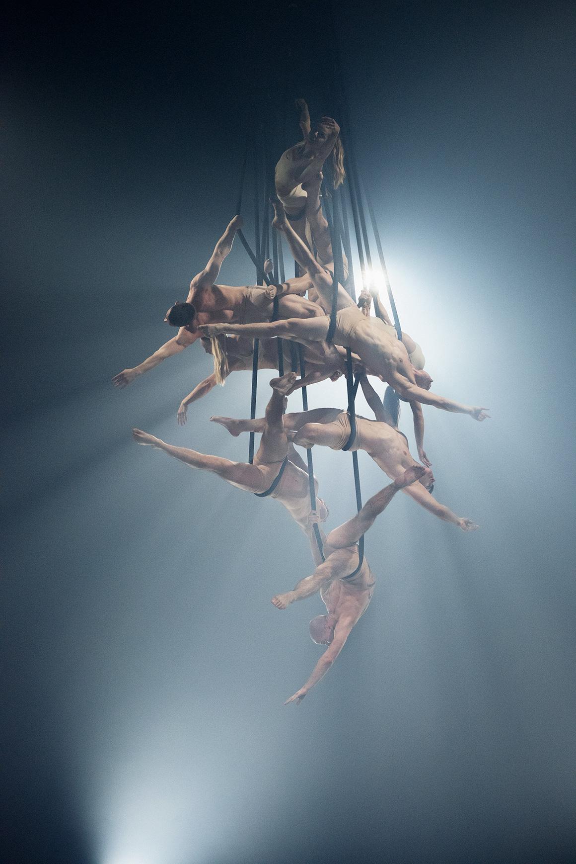 Körbeér a varázslat - októberben mutatja be cirque danse trilógiájának befejező részét a Recirquel
