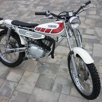 1979 Yamaha TY 50 elkészült