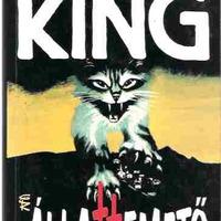 TOP 5 Stephen King regények (horror)