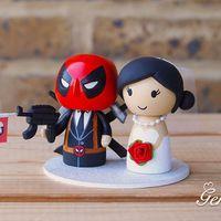 10+1 esküvői torta, ami rajongóknak kötelező