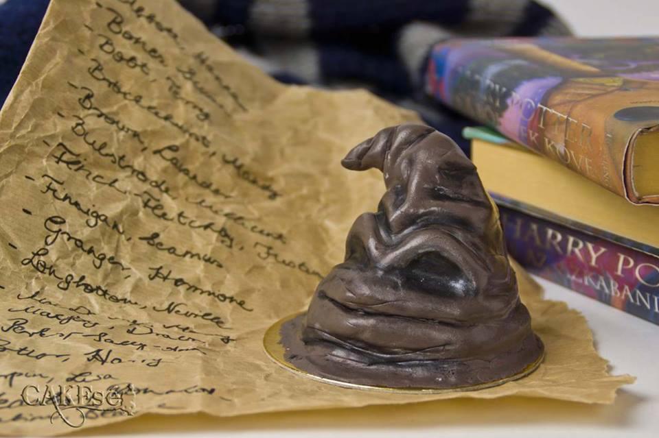 Egy Harry Potter rajongó cukrász naplójából