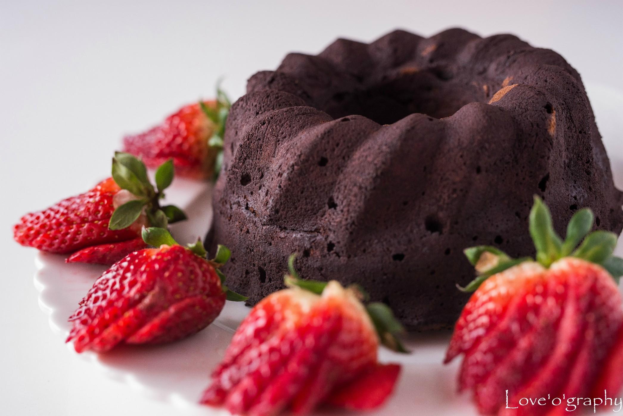 Nutellás francia csokitorta