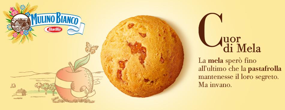 Az alma szíve: Cuor di Mela