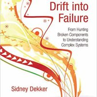 _UPD_ Drift Into Failure: From Hunting Broken Components To Understanding Complex Systems. horas Michael powered geleden Funeral