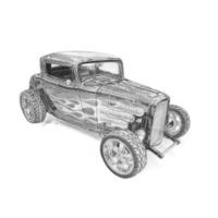 Ford V8 Roadster Custom 1932