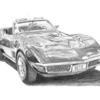 Chevrolet Corvette C3 '71