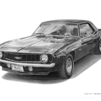 Chevrolet Camaro '69