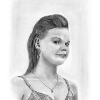 Portré: Éva