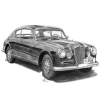 Lancia Aurelia B20 GT '57