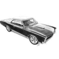 Pontiac GTO '67