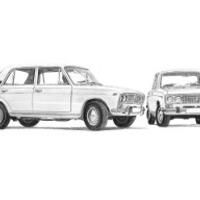 Lada VAZ 2103-2106 duó