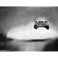 Audi Quattro a levegőben