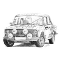 Lada VAZ 21011 Group 2 versenyautó