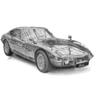 Toyota 2000 GT '67