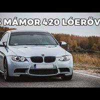 Se turbó, se kompresszor: BMW E92 M3