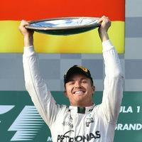 Ezért lett Rosberg világbajnok
