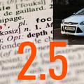 Fészlift: Autós becenév-szótár 2.5