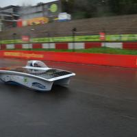 Magyar siker született a napelemes autók európai versenyén