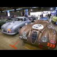 Egykor autóverseny, ma dzsembori - Mille Miglia road movie