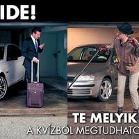 That's my ride! Te melyik autótípus vagy?