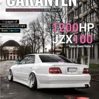 Carantén - The Magazine issue #0