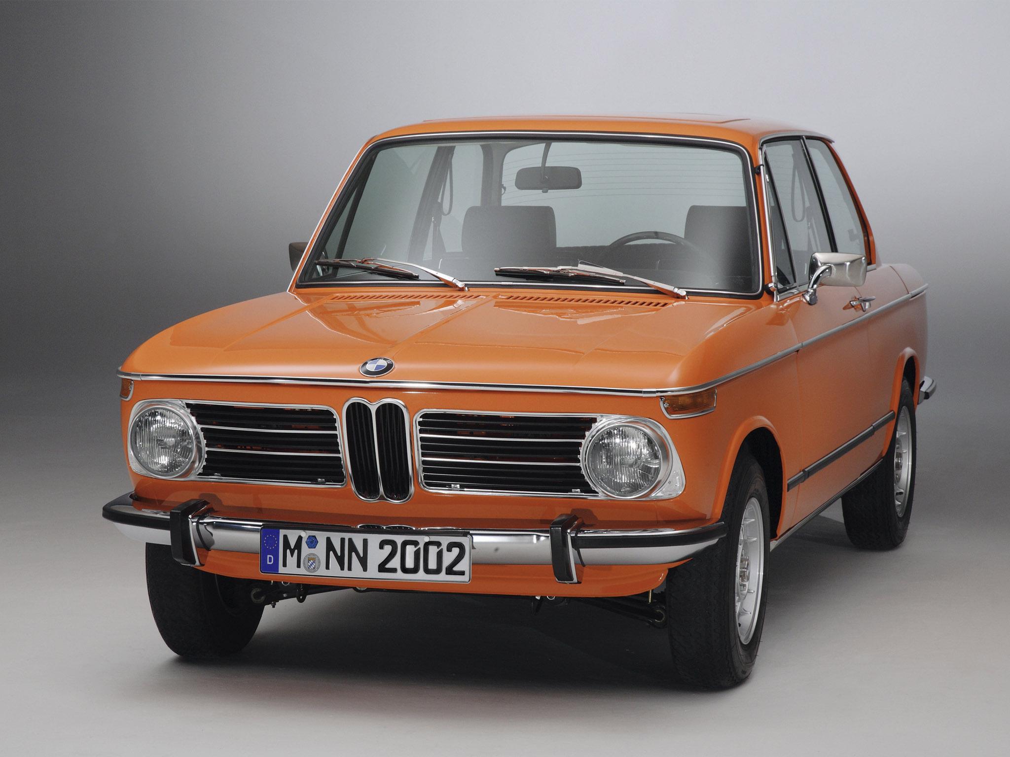 A ma is imádott 02-es széria: a hármas BMW édesapja.