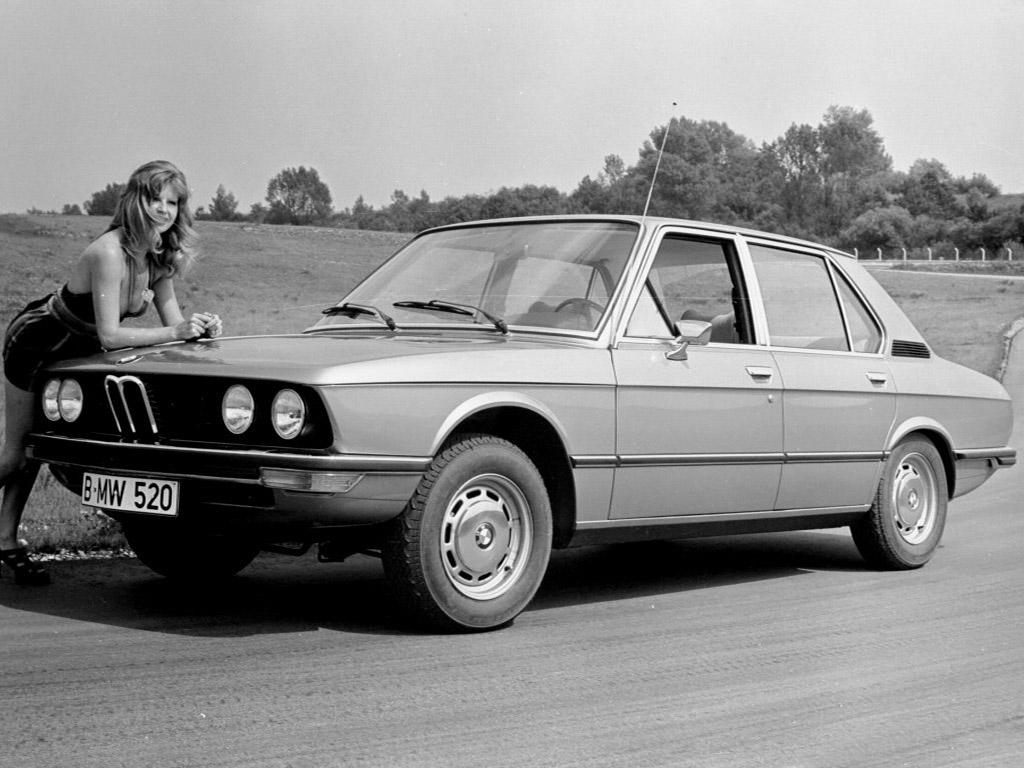 <br />1973: az első ötös BMW. Vele kezdődött a ma is használatos számozás.