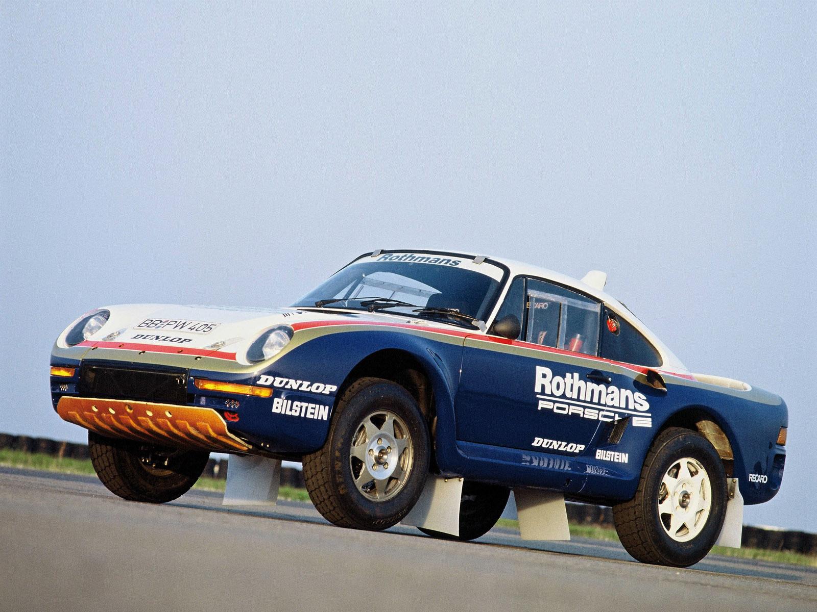 Rothmans-Porsche 959