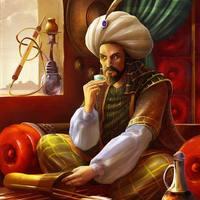 A család ellenségei: Abu Nuvász (aka Karol Jemiz)