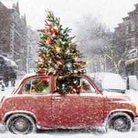 Tuti karácsonyi ajándékok autóbuziknak