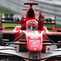 50 éves Michael Schumacher